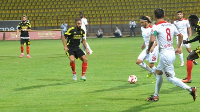 Samsunspor'un Maçı WEB TV'de!