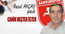 CANİK NEŞTER İSTER