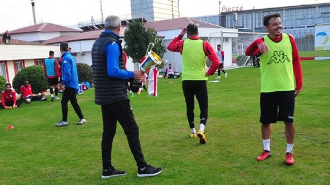 Samsunspor'da Mini Turnuva!