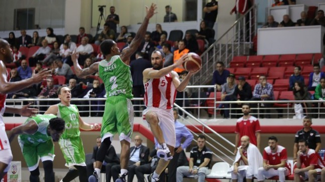 Samsunspor Basketbol Galibiyete Hasret!